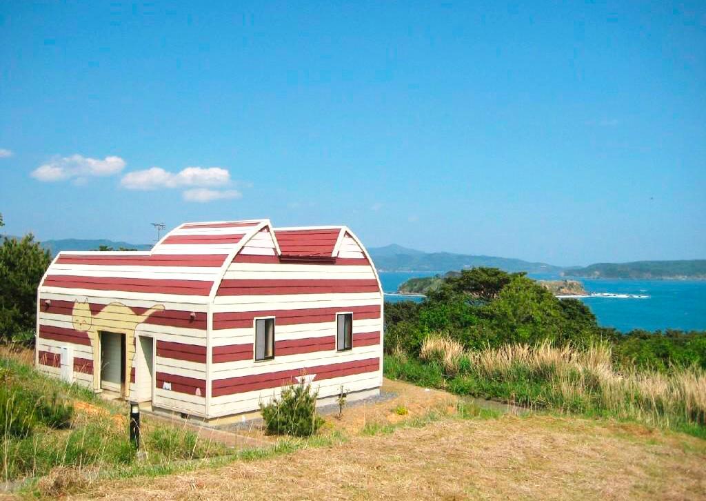 Остров Тасиро манга айлэнд