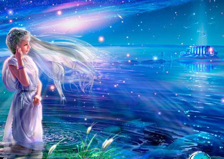 Звёздные миры и Вселенная японского художника Ютака Кагая