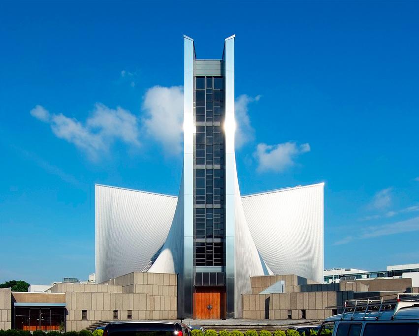Собор Пресвятой Девы Марии, Токио (1964)