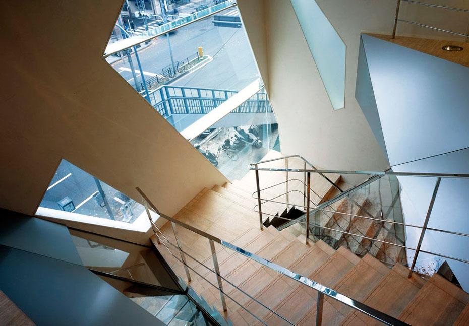 Тойо Ито японский архитектор