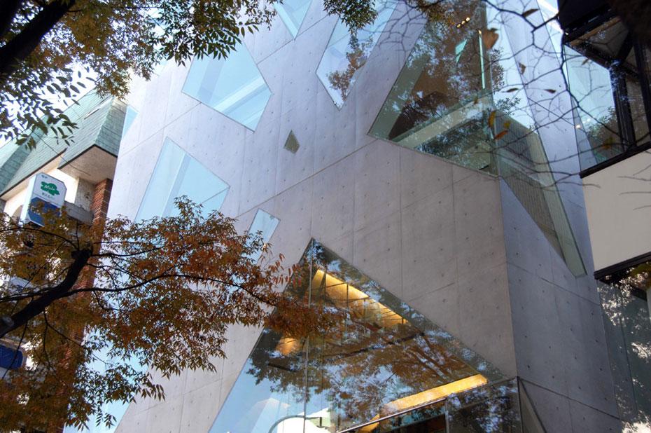 Архитектор Тойо Ито