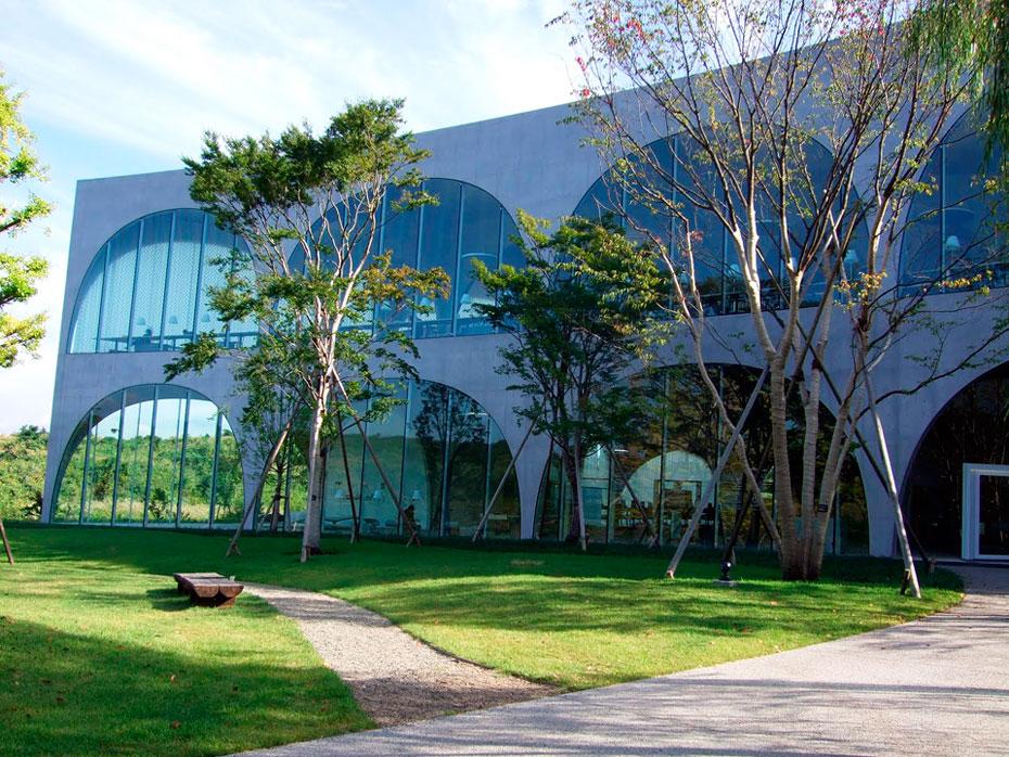 японский архитектор Тойо Ито