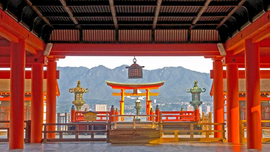 Ицукусима святилище