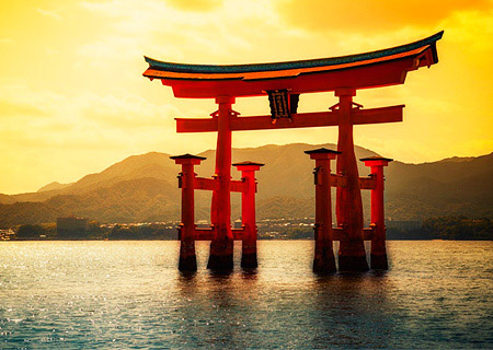 Святилище Ицукусима: «сотворенное от всего сердца», одно из трех самых живописных мест Японии