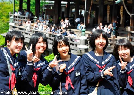 Образование в Японии. Часть I: Японские школы