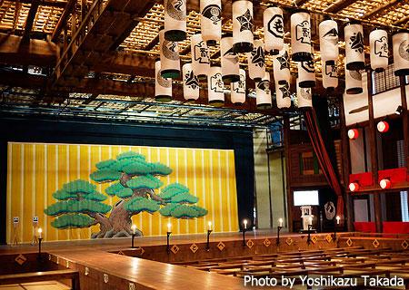 Уникальность театра Кабуки. Его символика, пьесы, сцена