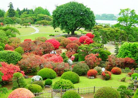 Японский сад. Модель совершенного мироустройства. Часть II