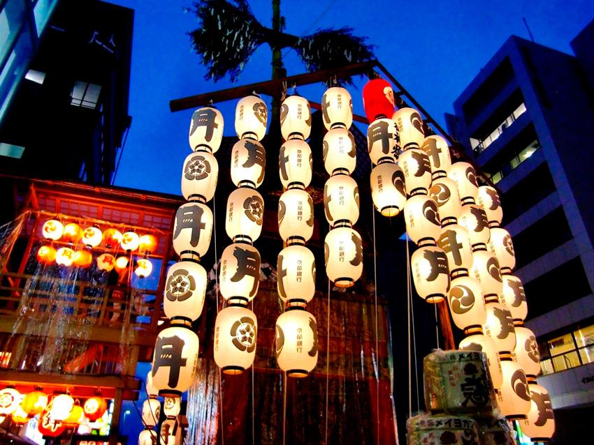 Гион мацури Киото
