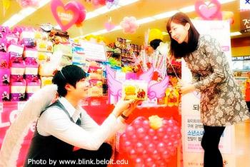 День Влюбленных в Японии