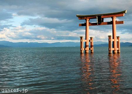 Озеро Бива – старейшее на планете и самое крупное в Японии