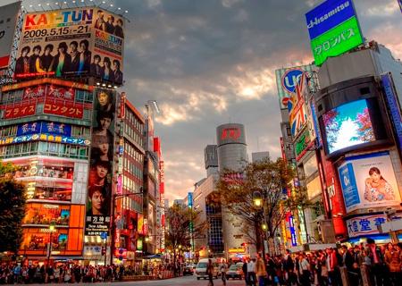 Япония онлайн – на улицах и в храмах Восточной столицы