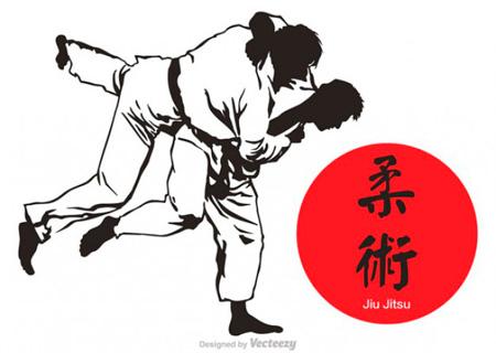 Распространенные боевые искусства Японии