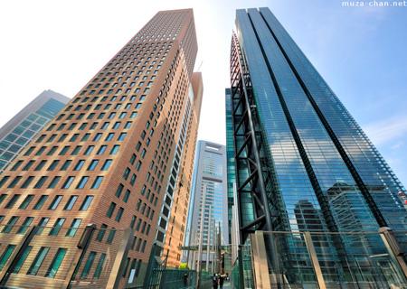 5 самых высоких небоскребов в Токио