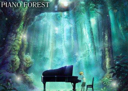 Фортепианный лес – совершенный мир Кай-куна